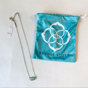 Kendra Scott Necklace NWT Seafoam